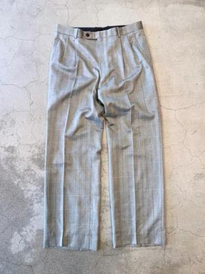 vintageWide Trousers