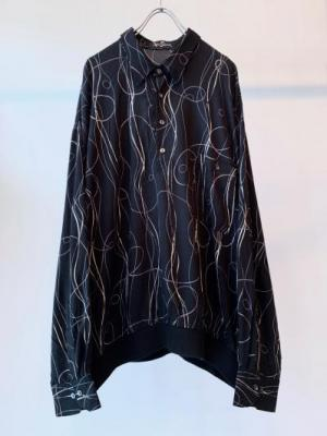 old Alan Stuart Design Pullover Shirt