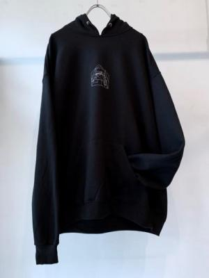 """BUSINESS AS USUAL"" BUSINESSARCHIVE LIMITED HOODIE"