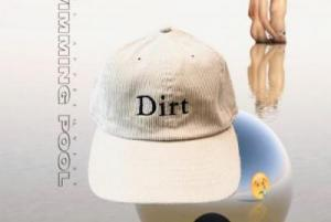 """GAMBLING"" Luxury Dirt corduroy cap"