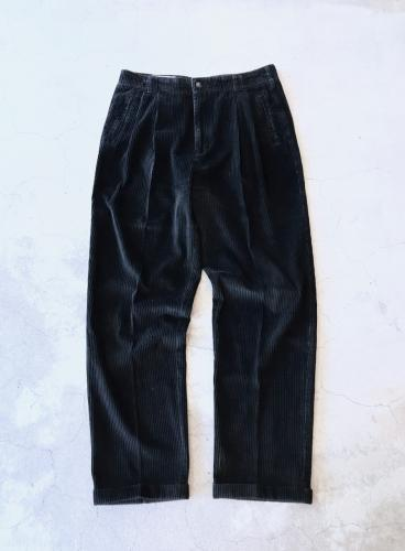 Old Wide Cord Trousers