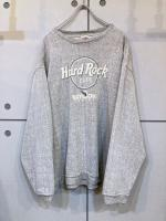 """Hard Rock CAFE"" Old Design Sweat"