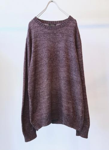 """A.P.C"" Luxe Knit"