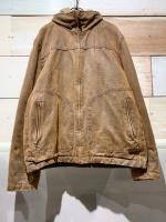 old Rugged layer jacket