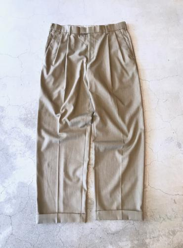 Old Wide Trousers