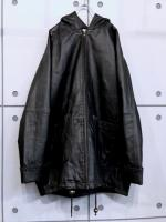 Old Design Leather Coat