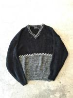 Design Acrylic Knit Sweater