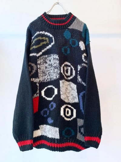 90s vintage Knit Sweater