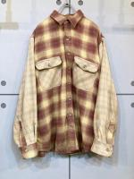 """FIVE BROTER"" 00s Design Check Shirt"