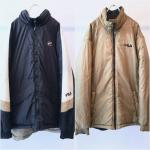 """FILA"" Reversible Nylon Batting JKT"