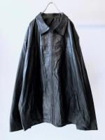 Old BigSilhouette Leather JKT