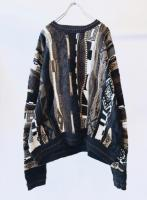 Design 3D Knit Sweater