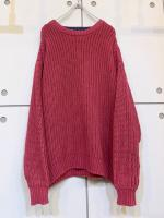 Old Cotton Knit