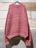 vintage Color cotton knit