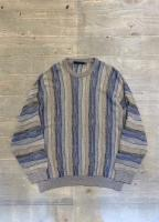 OLD DESIGN KNIT SWEATER