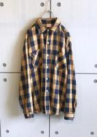 "70s Cotton Check Shirt ""BIG MAC"""