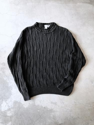 Old Linen Knit
