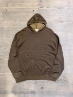 WOOLRICH RAMIE COTTON KNIT HOODY
