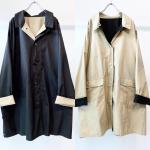 old Reversible Nylon Coat