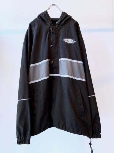 "90s ""JANSPORT"" Nylon Pullover JKT"
