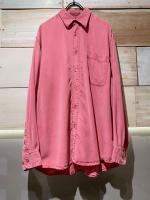 vintage Color acetate shirt