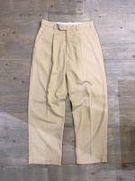 Luxe wide trousers