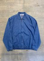 00s LIGHTOZ DENIM ZIPUP BLOUSON