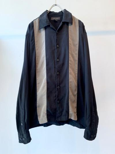 vintage Silk Accord Shirt