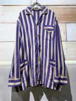 vintage Noble pajamas shirt