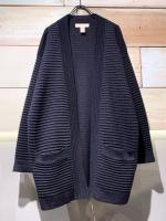 JONES NEW YORK knit haori jkt