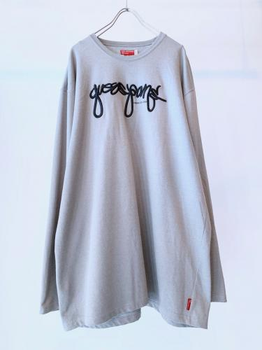 """guess jeans"" Design L/S Tee"
