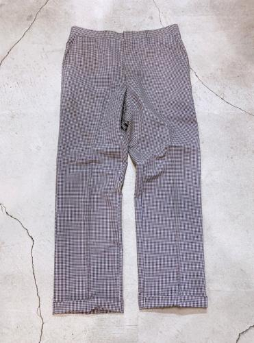 Old Check Slacks