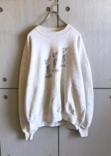 Embroidery Sweat Shirt