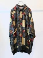Old Rayon Pullover JKT