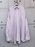 90s Cotton Stripe BD Shirt