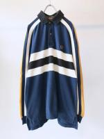 """TOMMY HILFIGER"" L/S Cotton Pullover Shirt"