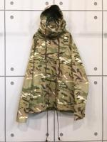 Old Military Cotton Anorak