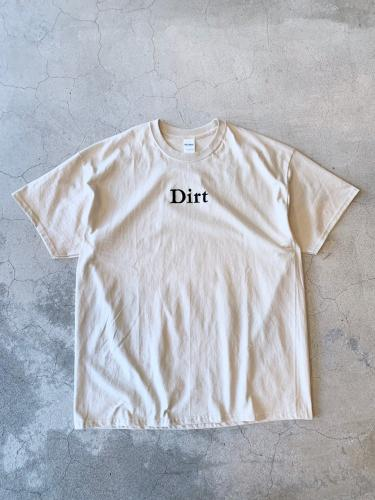 """Luxury Dirt"" Emb Logo Tee"