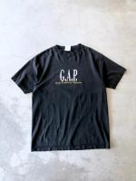 "Old Embroidery Tee ""G.A.P"""