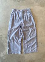 00s Linen Buggy Trousers