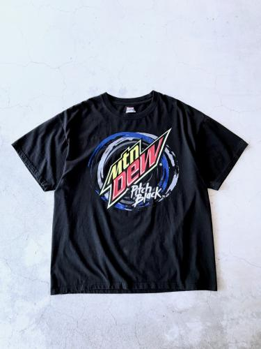 "Printed Tee ""Man Dew"""