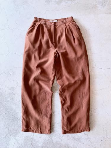 Old Silk Trousers