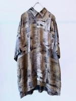 Old Design Rayon Shirt