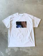 HUNCH × BUSINESS AS USUAL Anniv Tee WHT