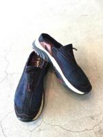 Design Denim Slip-on Shoes
