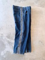 old Comfortable Wide Jeans