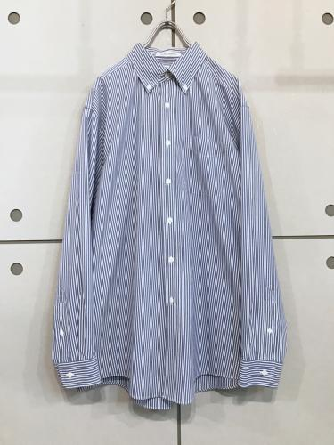 """L.L Bean"" LuxeCotton Stripe Shirt"