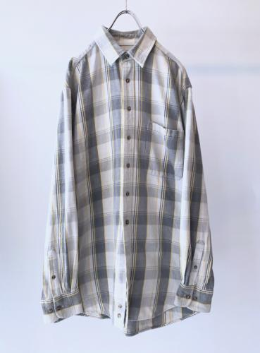 Old L/S Flannel Shirt