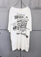 "Printed Tee ""ISABEL MARANT by H&M"""