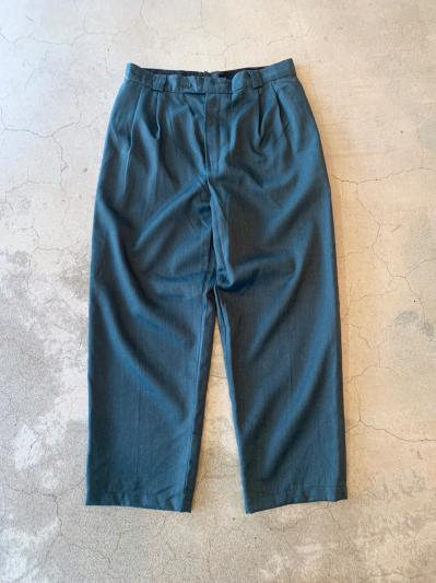 vintage Color Wide Trouser